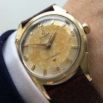 Omega Constellation Pie Pan Tropical dial Automatic Automatik