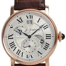 Cartier- Rotonde De Cartier Großdatum, Ref. W1556240