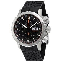 Edox Chronorally-1 Chronograph Automatic Men's Watch