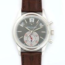 Patek Philippe Platinum Annual Calendar Chronograph Ref. 5960P