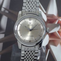 Omega Seamaster With Bead Of Rice Wristwatch
