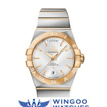 Omega - Constellation Co-Axial Day-Date 38MM Ref. 123.25.38.22...