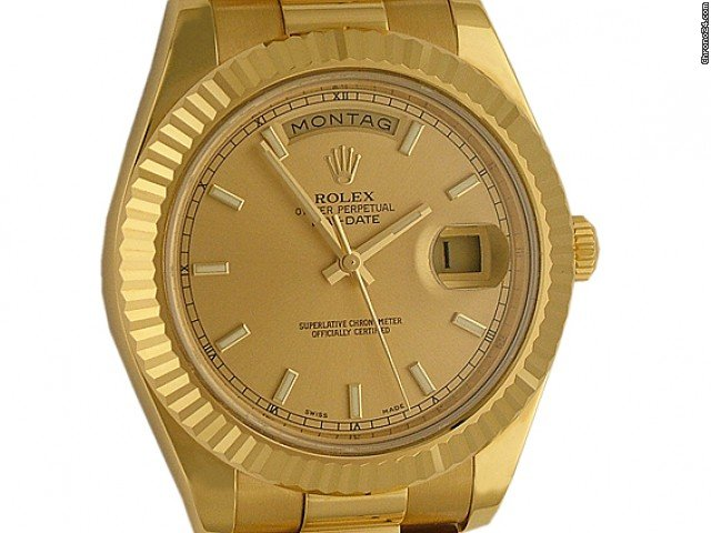 Rolex Day Date II 18kt Gelbgold 41mm