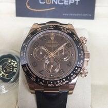 勞力士 (Rolex) Rolex 116515LN Daytona Chocolate Leather Ceramic...