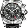 Breitling Chronomat GMT Leather Strap