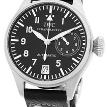 "IWC ""Big Pilot"" Strapwatch."