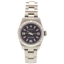 Rolex Ladies Rolex Oyster Perpetual Stainless Steel 176210