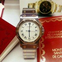 Cartier Santos Ronde Quartz 31mm