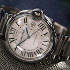 Cartier Ballon Blue Large Size Automatic 42mm Stainless Steel...