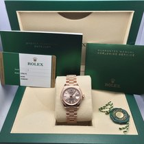 Rolex Datejust Lady 28 Everose Gold