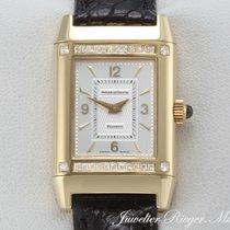 Jaeger-LeCoultre Reverso Lady Gelbgold 750 Diamanten