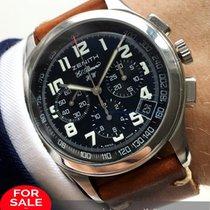 Zenith Wonderful Zenith el Primero Chronograph HW with black dial