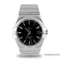 Omega Constellation Quartz Steel