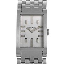 Wyler Vetta Men's Stainless Steel Quartz Watch 11934005