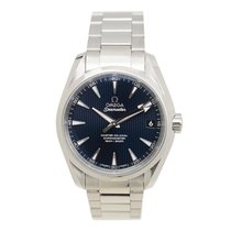 Omega Seamaster Stainless Steel Blue Automatic 231.10.39.21.03...