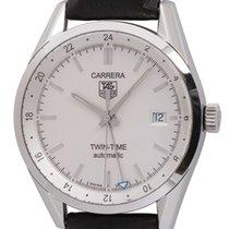 TAG Heuer - Carrera Twin Time : WV2116