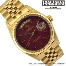 Rolex Day-Date 1803 President Stella  Oxblood dial very rare Full