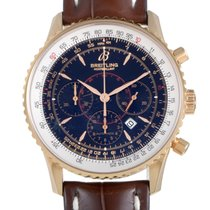Breitling Montbrillant Men's Automatic Chronograph Watch...