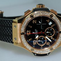 Hublot Big Bang  w/ diamond bezel