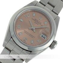 Rolex Oyster Perpetual Date Stahl 69190