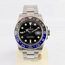 Rolex GMT Master II Blue/Black 116710BLNR Batman SOFORT