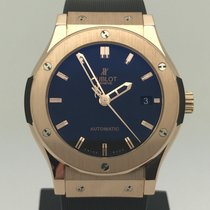 Hublot Classic Fusion Automatic  45mm Rose Gold