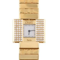 Van Cleef & Arpels Domino 39 Womens 18K Yellow Gold...
