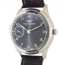 IWC Portoghese Minute Repeater Iw524205 In White Gold 18kt