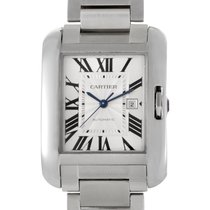 Cartier Tank Anglaise Womens Automatic Watch W5310009