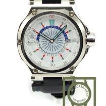 Anonimo Dino Zei Argonauta steel white dial 11005 NEW