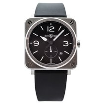 Bell & Ross BRS Steel Quartz