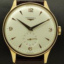 Longines Vintage Oversize 18 kt rose gold