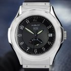 Hublot 40mm Mdm Geneve Automatic Power Reserve W/box And...