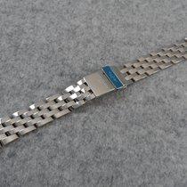 Breitling Pilot Armband Stahl