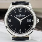 Jaeger-LeCoultre Master Control Automatic SS Black Dial NOVELTY
