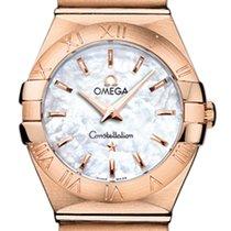 Omega Constellation Brushed 24mm 123.50.24.60.05.001