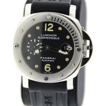 Panerai Luminor Submersible Stainless Steel