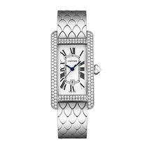 Cartier Tank Americaine Automatic Ladies Watch Ref WB710011