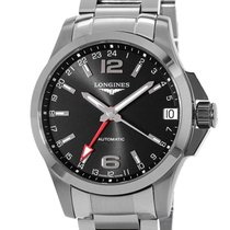 Longines Conquest Men's Watch L3.687.4.56.6
