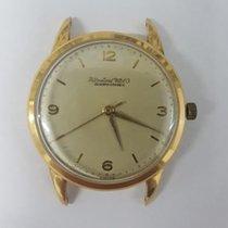 IWC Schaffhausen 18K rose gold early 50's vintage