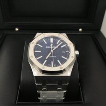 Audemars Piguet Royal Oak 41mm Blue Boutique Edition