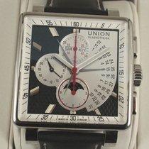 Union Glashütte - Chronograph Moonphase - Men's watch