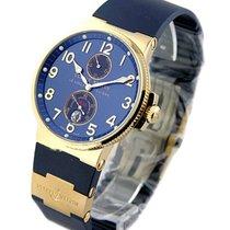 Ulysse Nardin 266-66-BLUE Maxi Marine Chronometer - Rose Gold...
