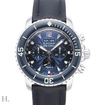 Blancpain Fifty Fathoms Chronograph Flyback Quantième Complet...
