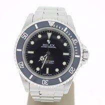 Rolex Submariner (No Date) Steel 40mm BlackDial (BOX2005)