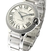 Cartier WE9009Z3 Ballon Bleu Large Size in White Gold with...