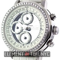 Quinting Mysterious Quinting Chronograph White Dial Factory...