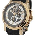 Breguet Marine Chronograph Tourbillon in Rose Gold