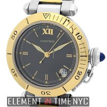 Cartier Pasha Collection Pasha Steel & Gold 35mm Ref.