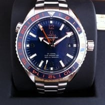 Omega Seamaster Planet Ocean 600M GMT Good Planet 43.5m -SALE-